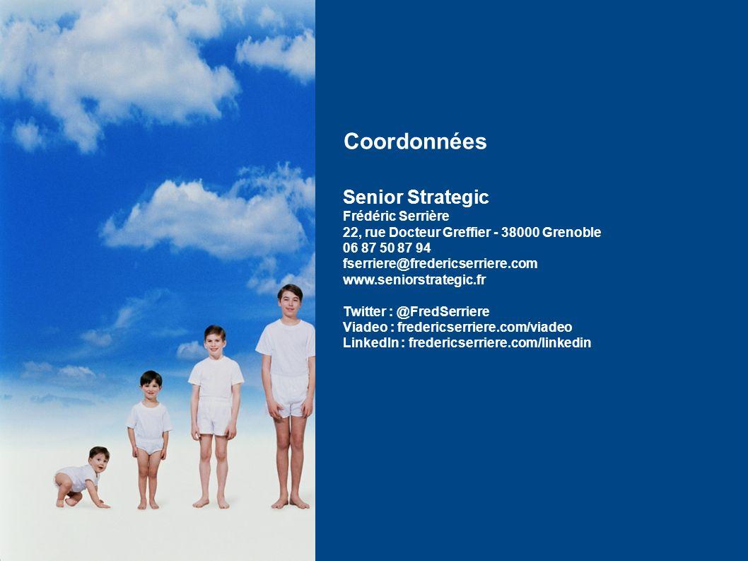 Coordonnées Senior Strategic Frédéric Serrière