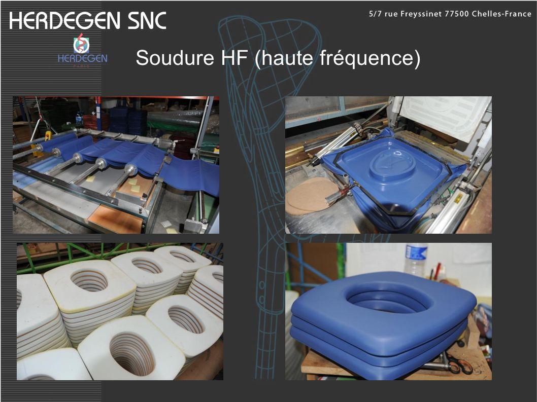 Soudure HF (haute fréquence)