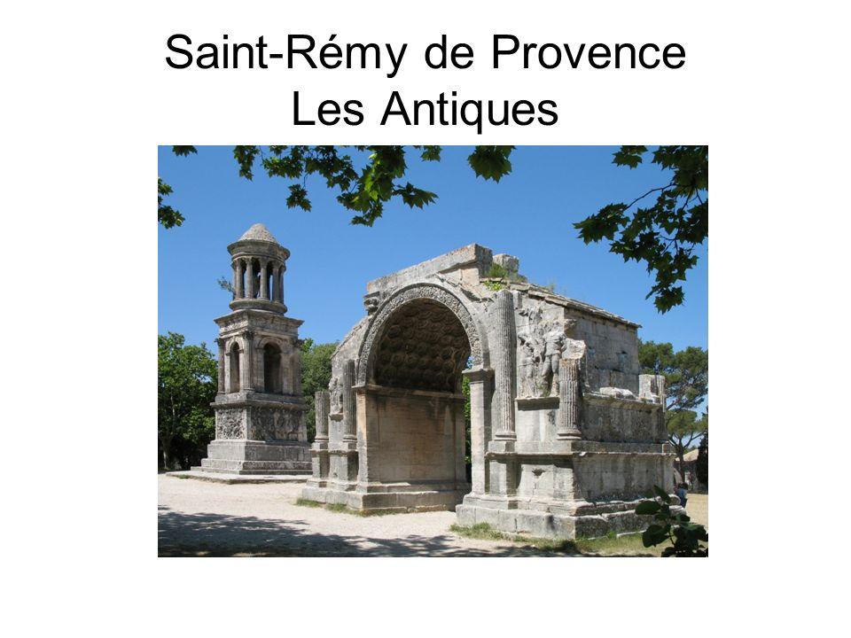 Saint-Rémy de Provence Les Antiques