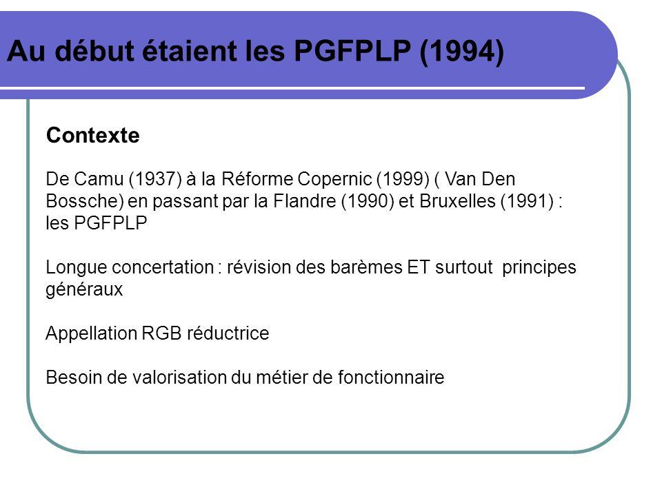 Au début étaient les PGFPLP (1994)
