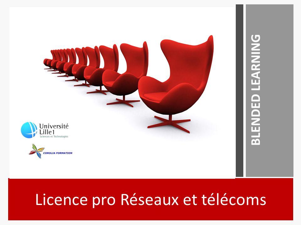 Licence pro Réseaux et télécoms