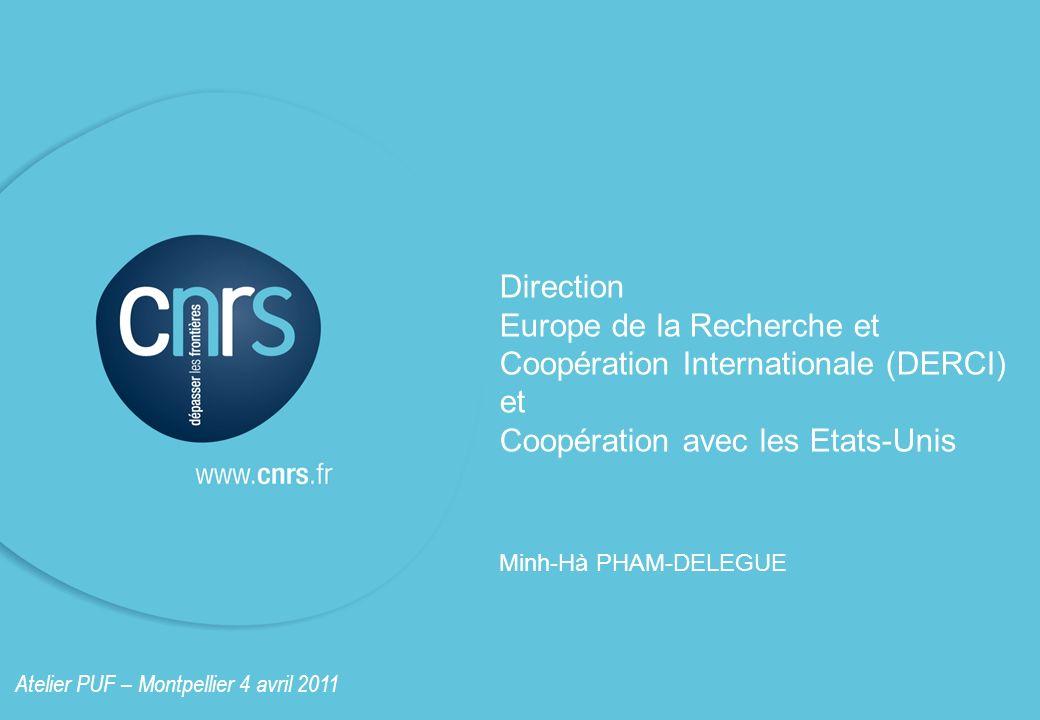 Europe de la Recherche et Coopération Internationale (DERCI) et