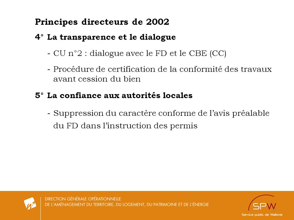 Principes directeurs de 2002