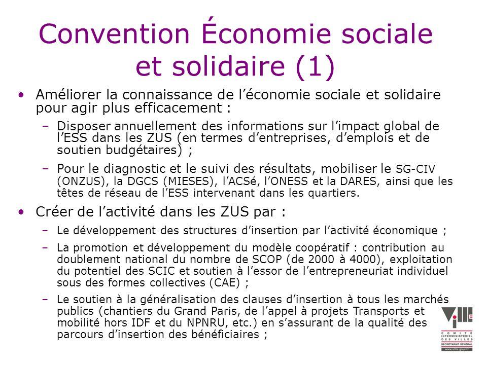 Convention Économie sociale et solidaire (1)