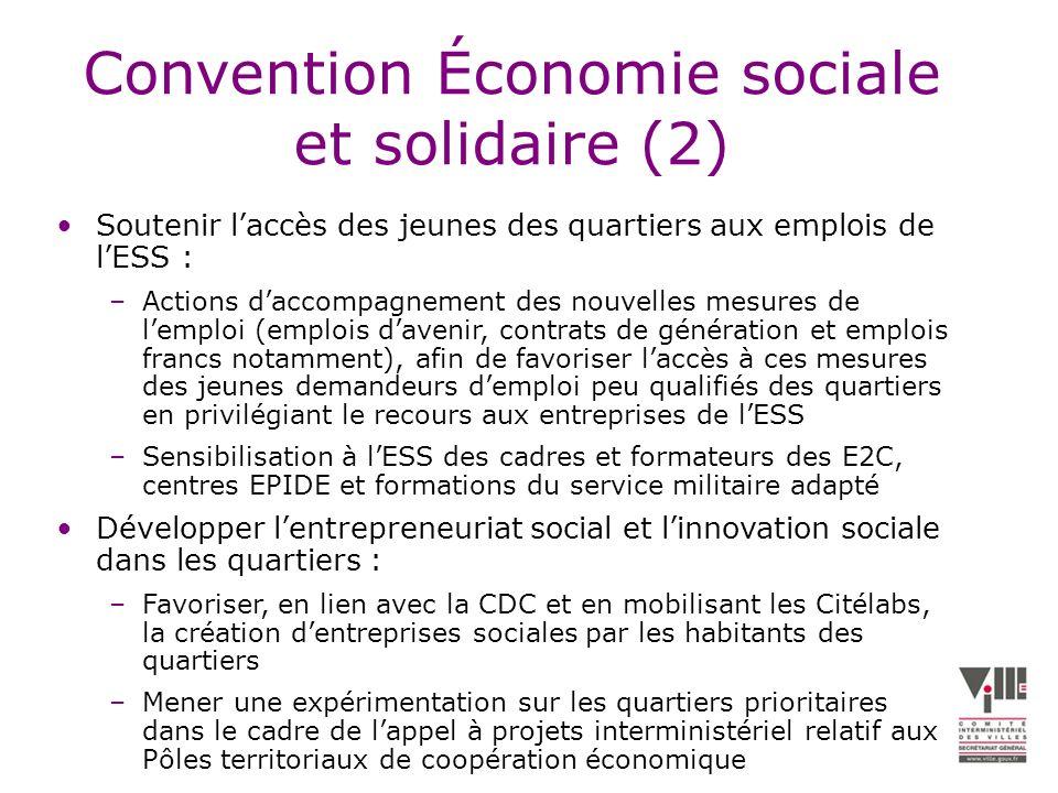 Convention Économie sociale et solidaire (2)