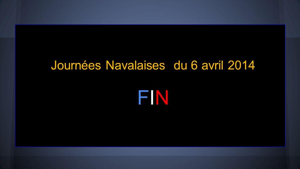 Journées Navalaises du 6 avril 2014