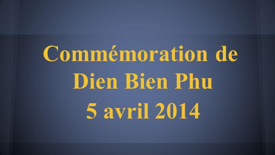 Commémoration de Dien Bien Phu