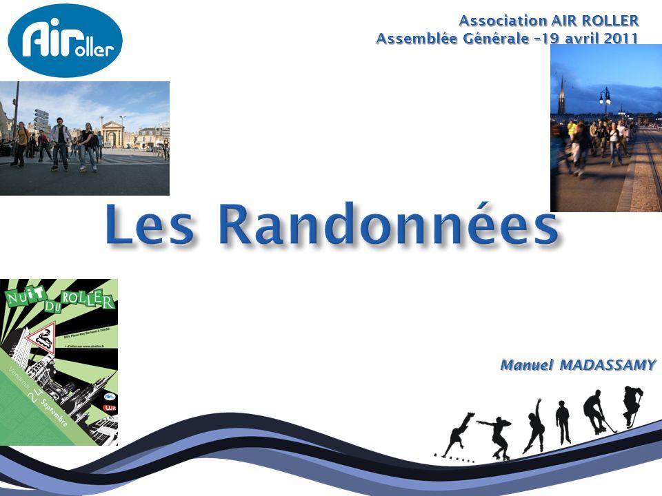 Les Randonnées Association AIR ROLLER