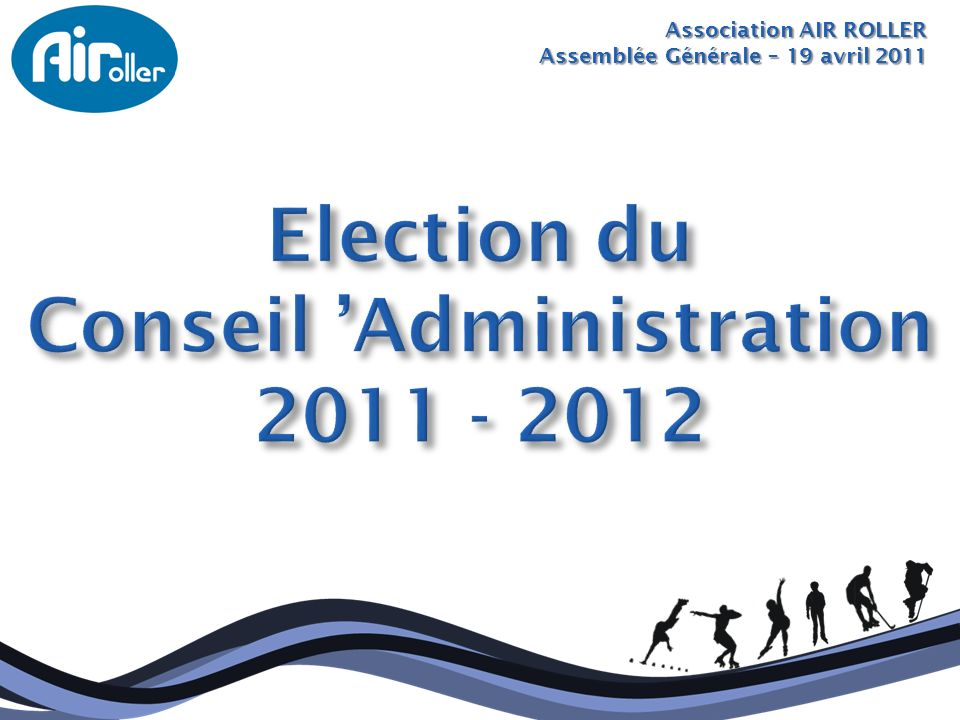 Conseil 'Administration