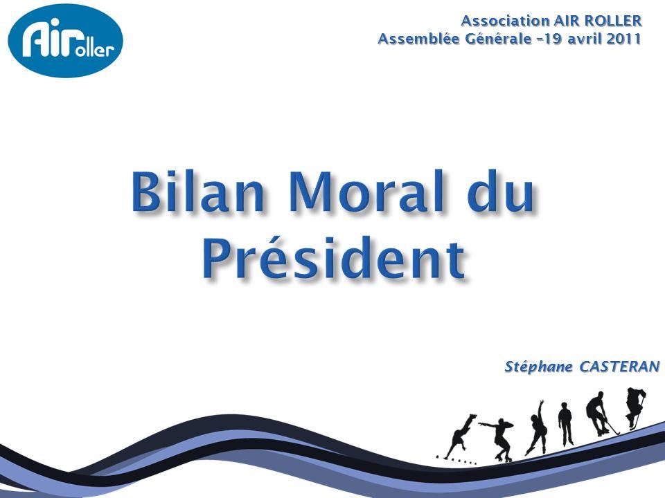 Bilan Moral du Président