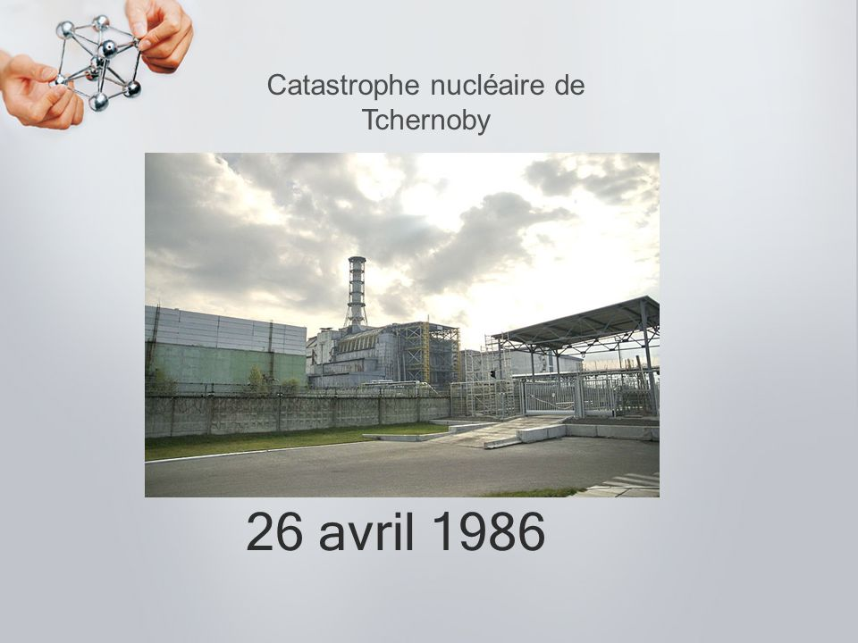 Catastrophe nucléaire de Tchernoby