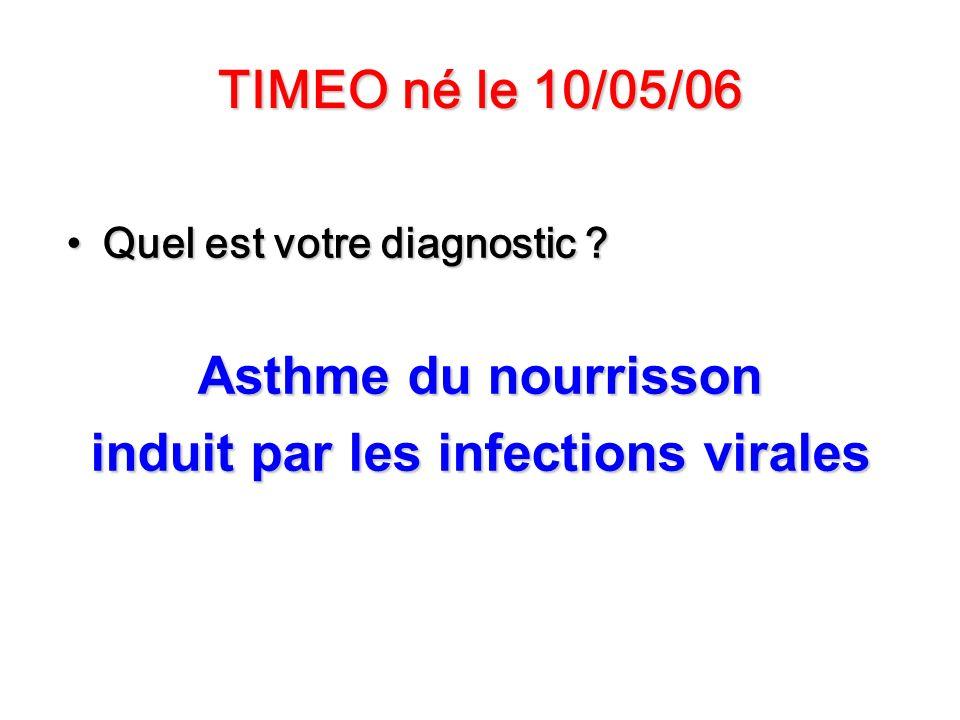 induit par les infections virales