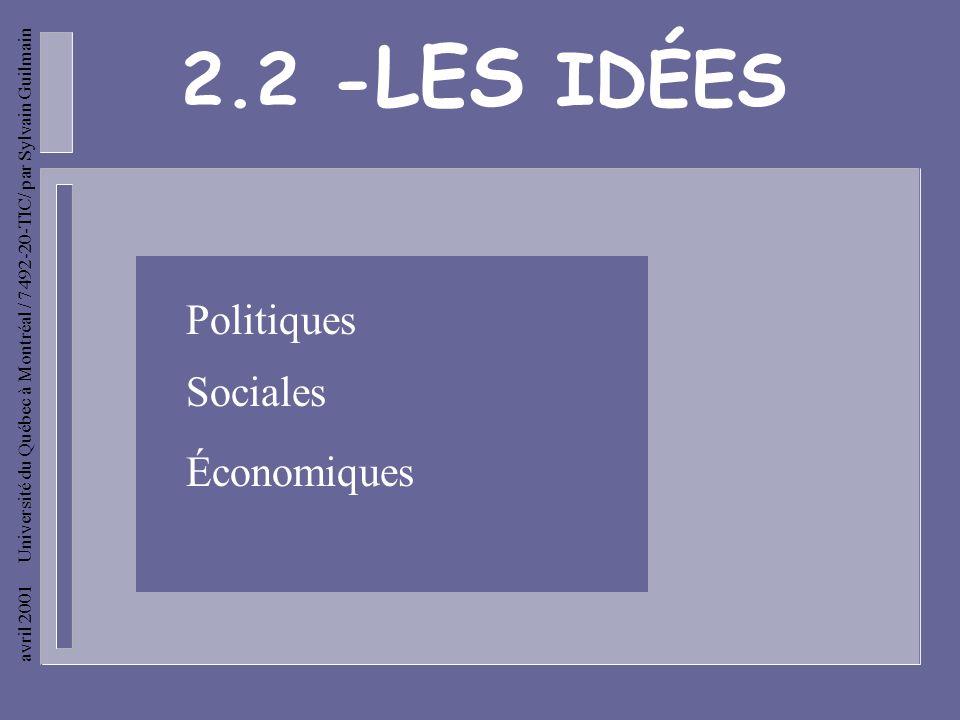 Université du Québec à Montréal / 7492-20-TIC/ par Sylvain Guilmain
