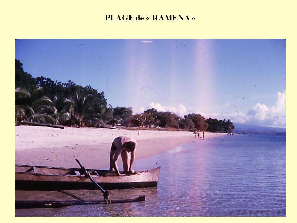 PLAGE de « RAMENA »