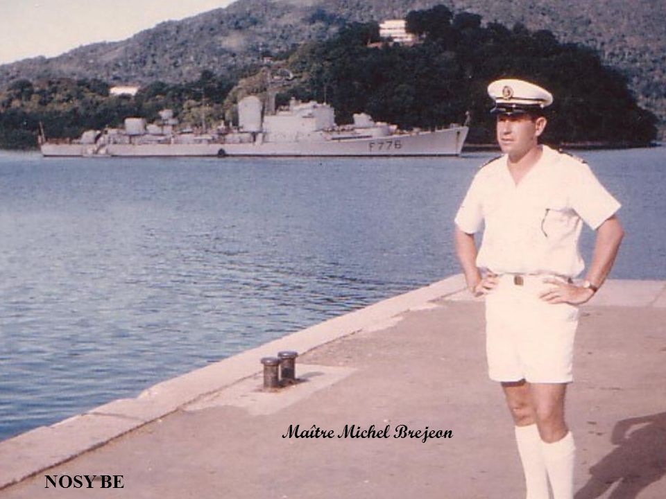 Maître Michel Brejeon NOSY BE