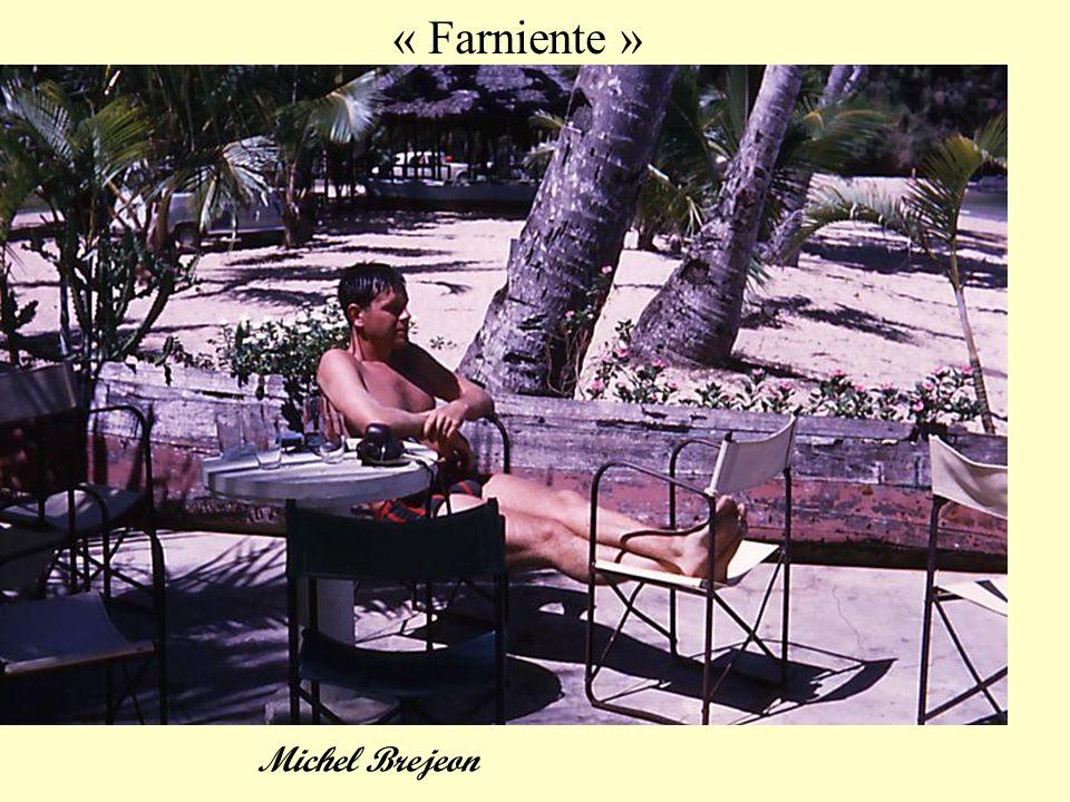 « Farniente » Michel Brejeon