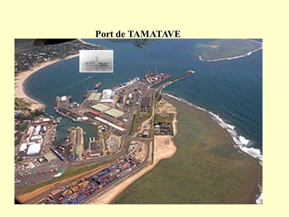 Port de TAMATAVE