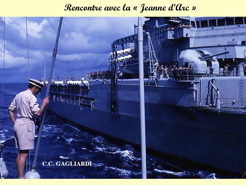 Rencontre avec la « Jeanne d'Arc »