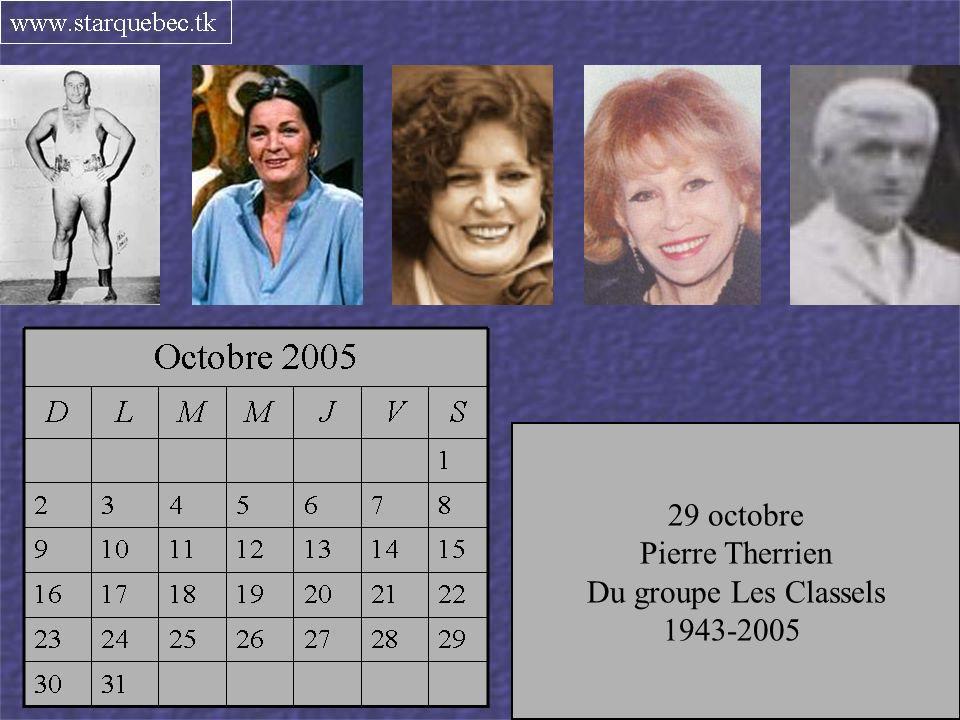 Esthéticienne et chroniqueuse télé 1924-2005 19 octobre