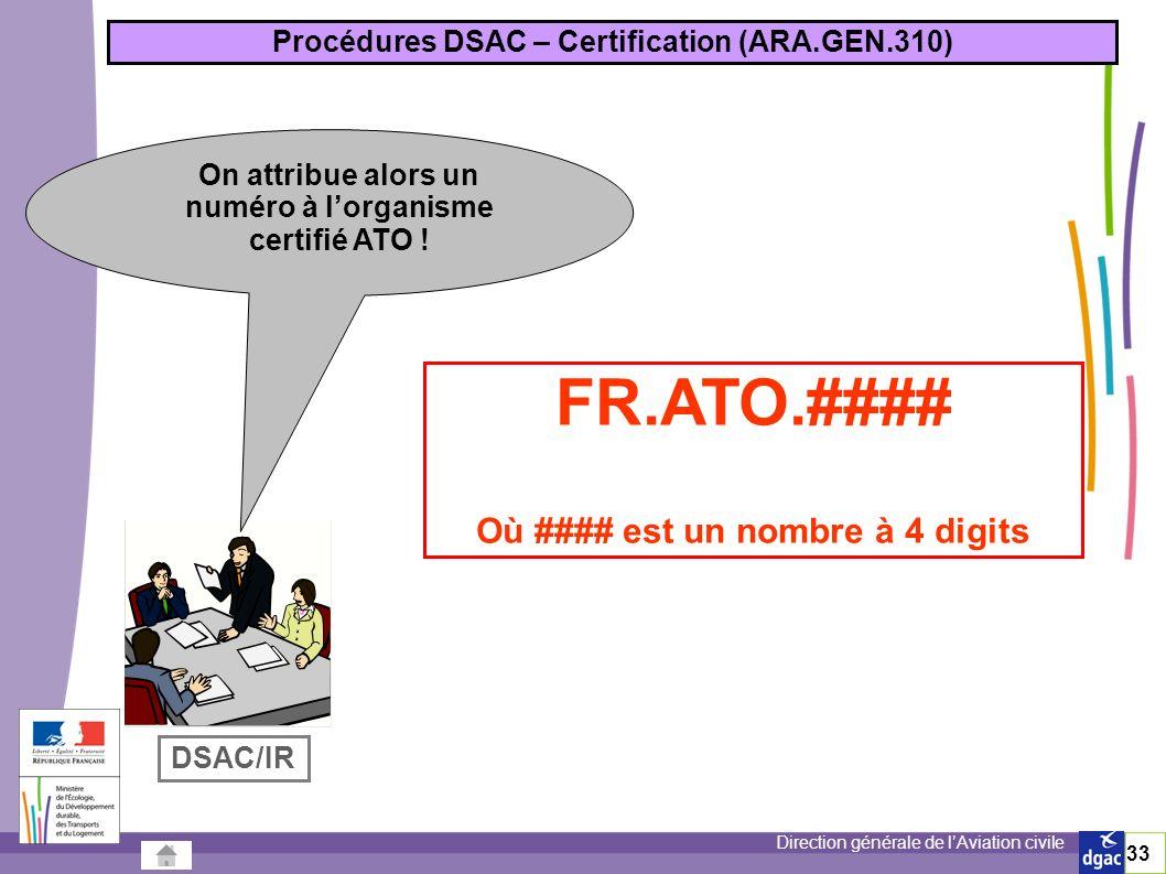 FR.ATO.#### Où #### est un nombre à 4 digits