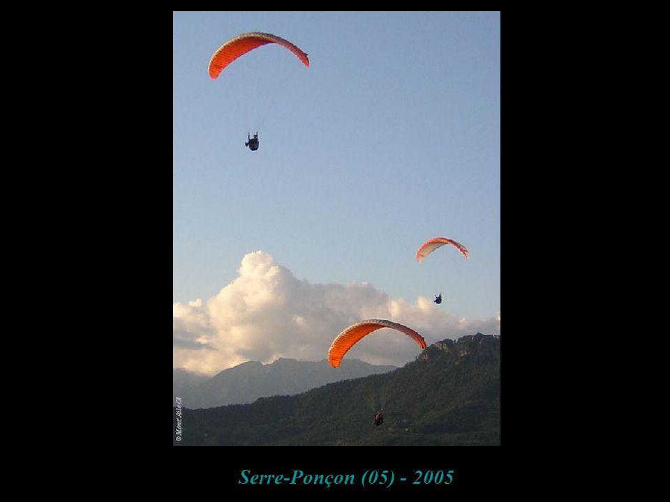 Serre-Ponçon (05) - 2005