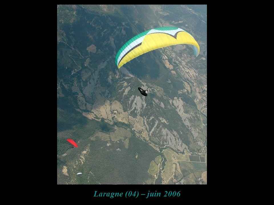 Laragne (04) – juin 2006