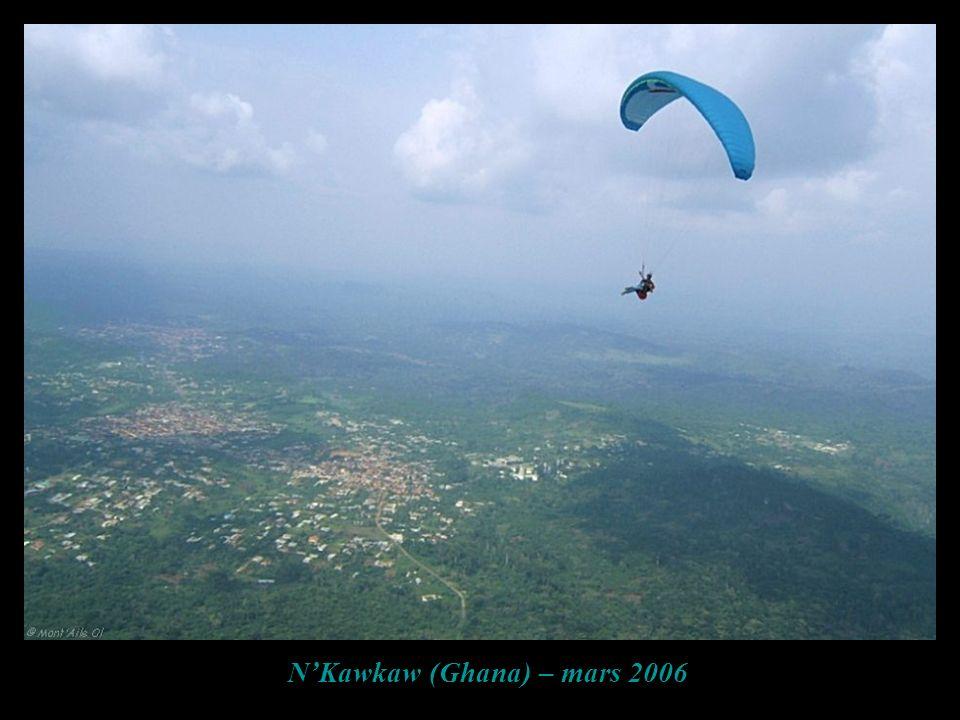 N'Kawkaw (Ghana) – mars 2006