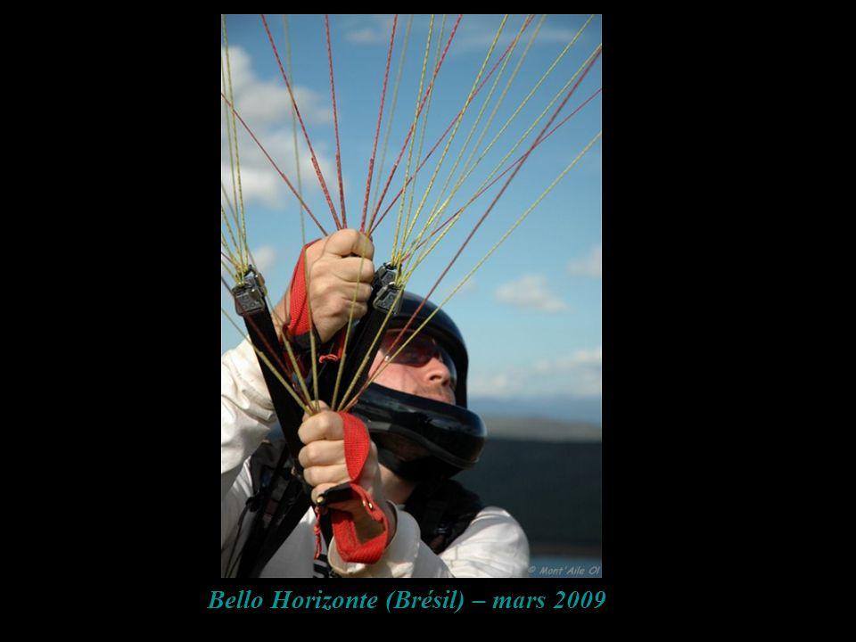 Bello Horizonte (Brésil) – mars 2009