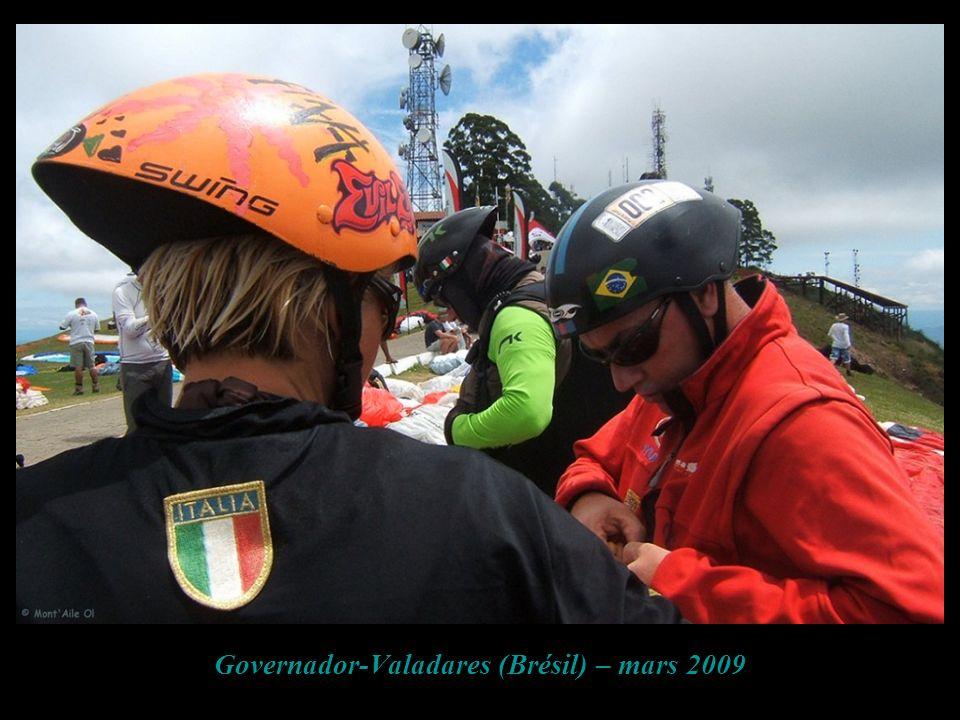 Governador-Valadares (Brésil) – mars 2009