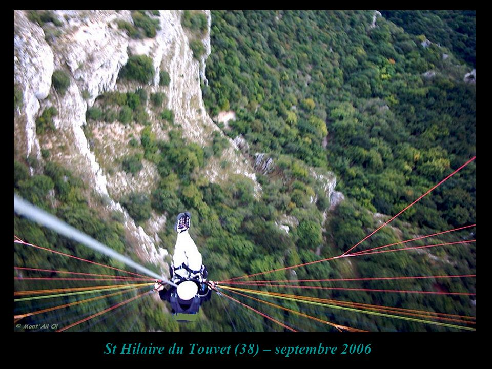 St Hilaire du Touvet (38) – septembre 2006