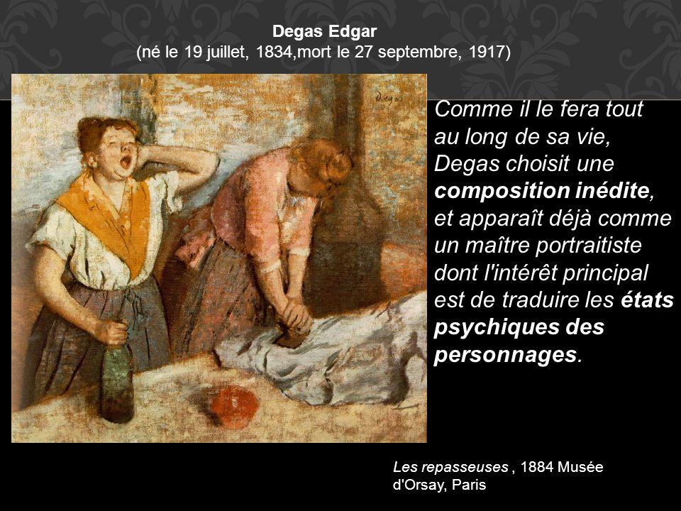 (né le 19 juillet, 1834,mort le 27 septembre, 1917)