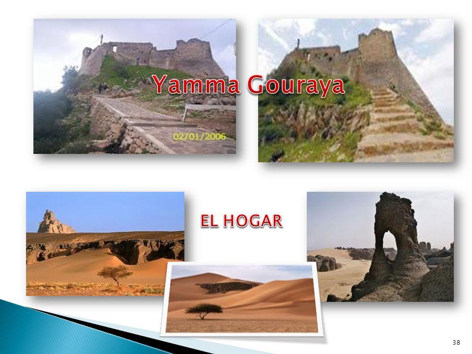 Yamma Gouraya EL HOGAR