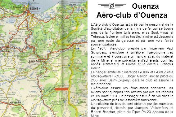 Ouenza Aéro-club d'Ouenza