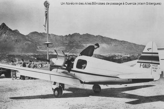 Un Norécrin des Ailes Bônoises de passage à Ouenza (Alain Gibergues)