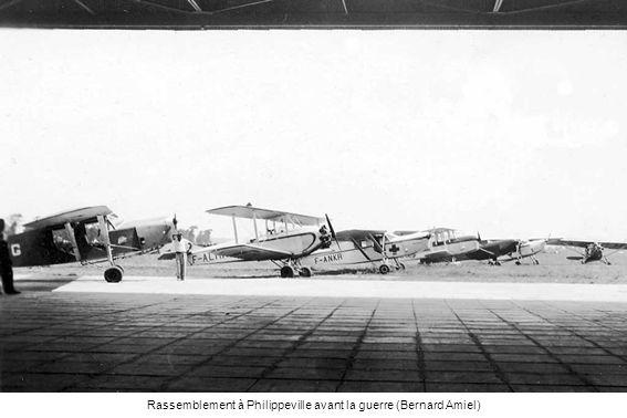 Rassemblement à Philippeville avant la guerre (Bernard Amiel)