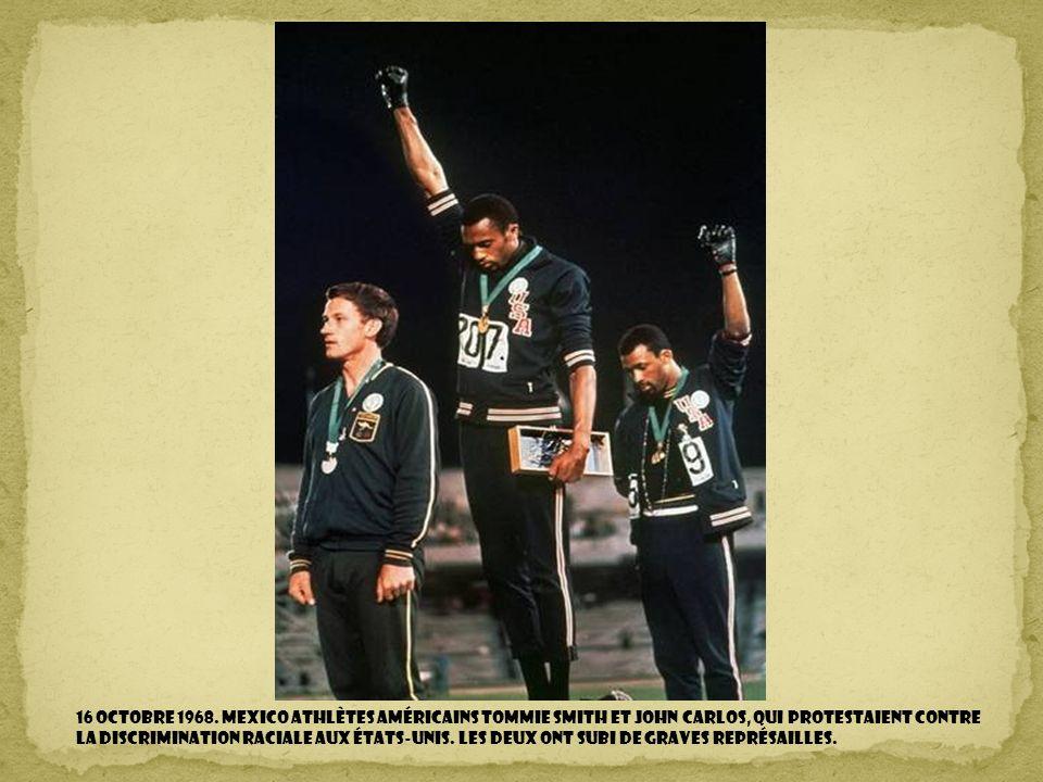 16 octobre 1968.