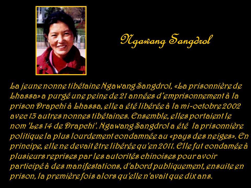 Ngawang Sangdrol