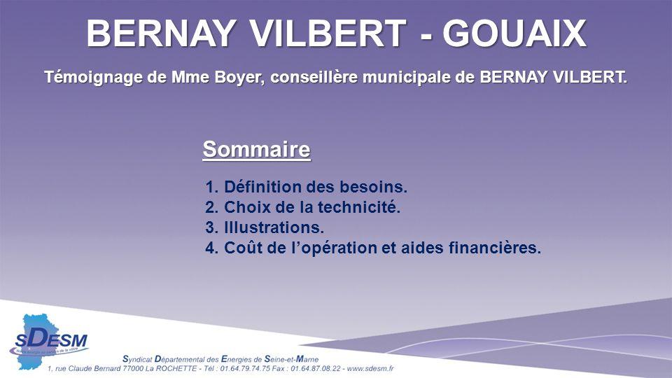 BERNAY VILBERT - GOUAIX
