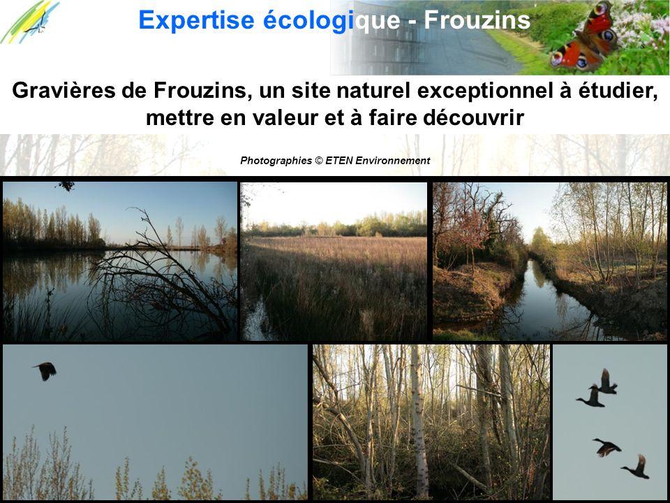 Expertise écologique - Frouzins Photographies © ETEN Environnement
