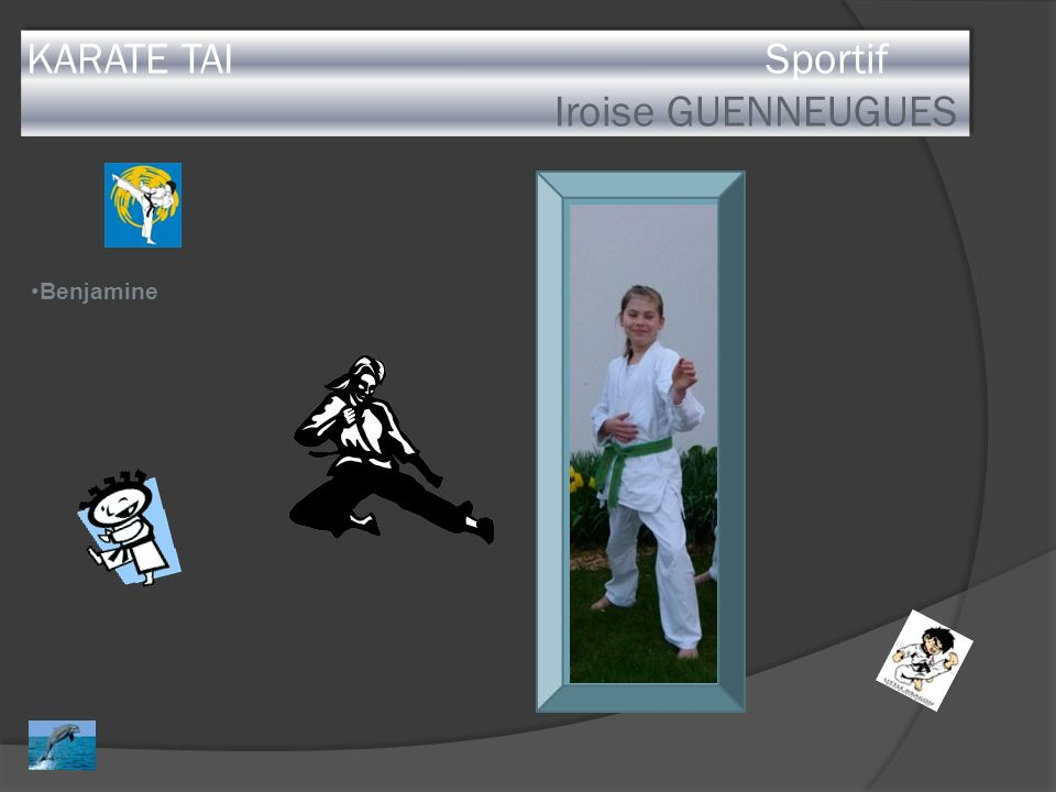 KARATE TAI Sportif Iroise GUENNEUGUES