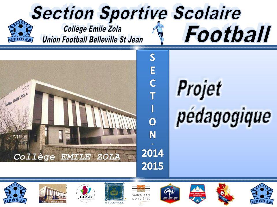 Section Sportive Scolaire Collège Emile Zola