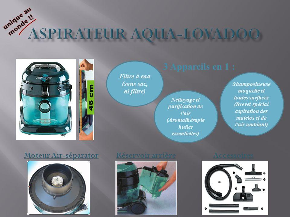 ASPIRATEUR AQUA-LoVADOO
