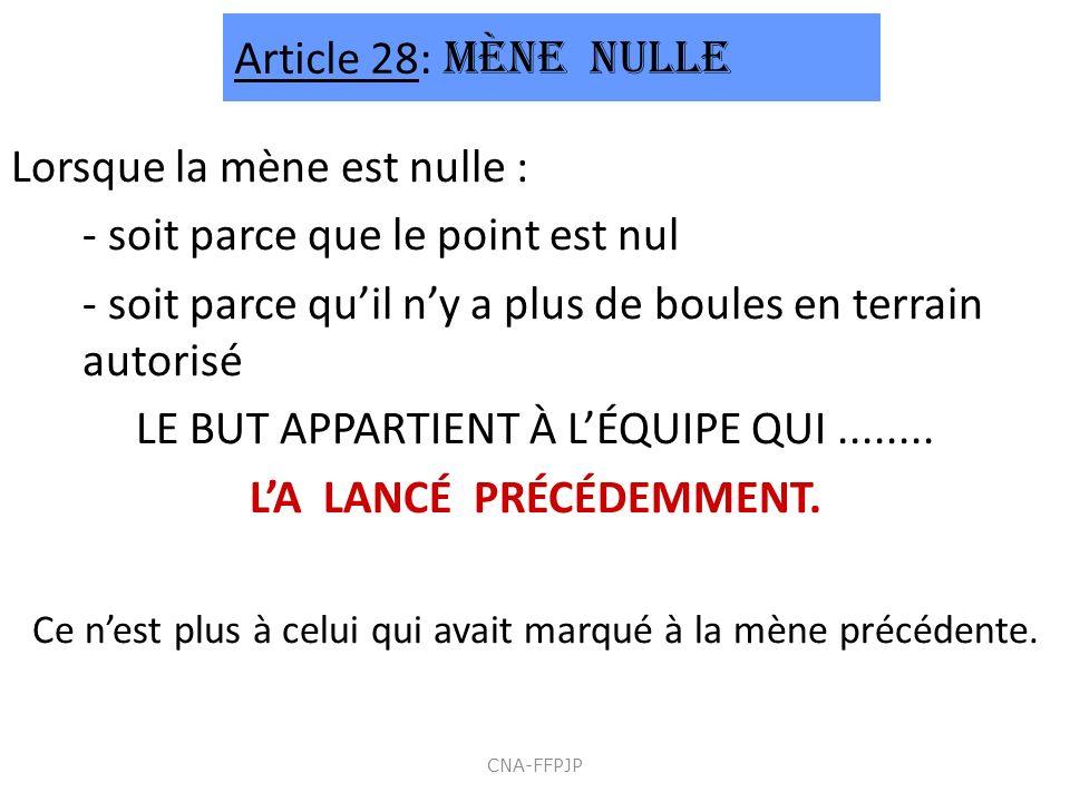 L'A LANCÉ PRÉCÉDEMMENT.