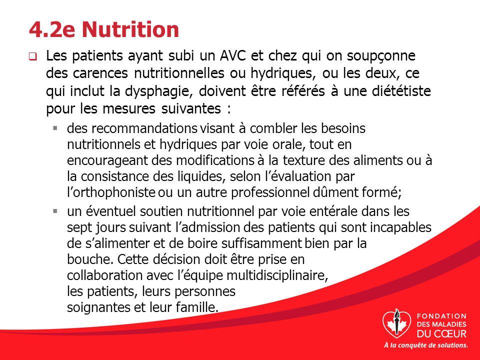 4.2e Nutrition