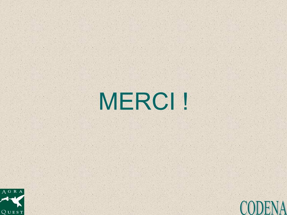 MERCI ! CODENA