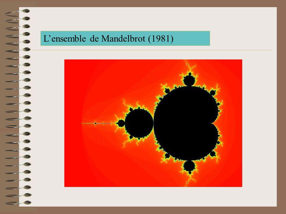 L'ensemble de Mandelbrot (1981)