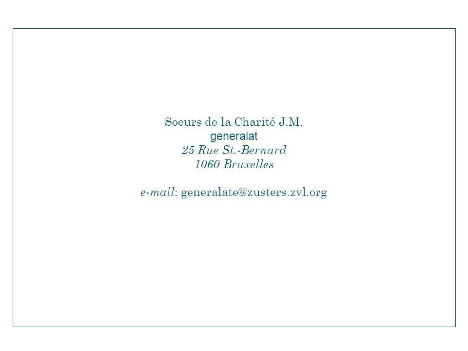e-mail: generalate@zusters.zvl.org