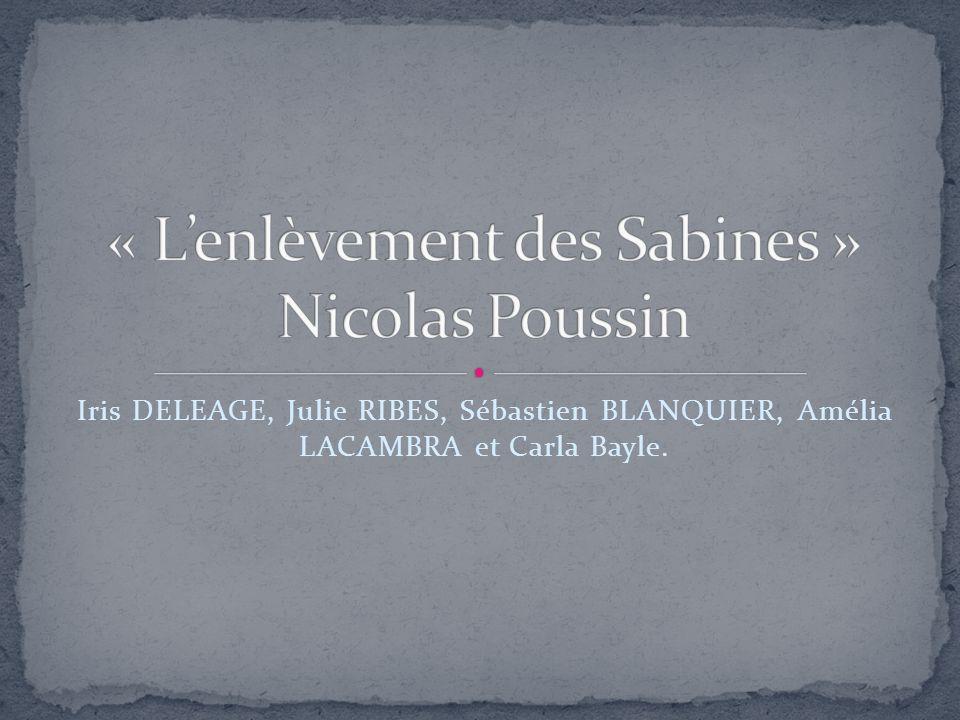Souvent L'enlèvement des Sabines » Nicolas Poussin - ppt télécharger UI61