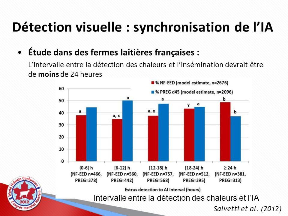 Détection visuelle : synchronisation de l'IA