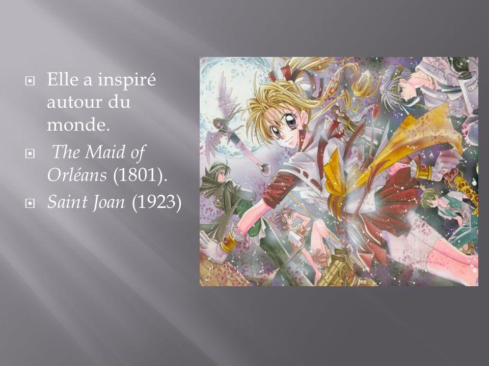 Elle a inspiré autour du monde.